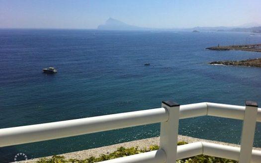 Апартамент на первой линии от моря на продажу в Испании (Коста Бланка — Altea)