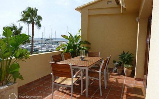 Апартамент в порту на продажу в Испании (Коста Бланка — Altea)