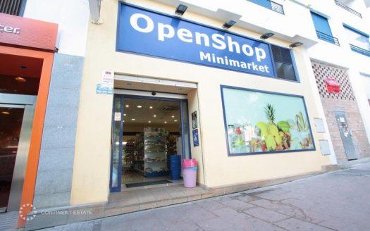 Магазин на продажу в Испании (Коста-дель-Соль — Puerto Banus)