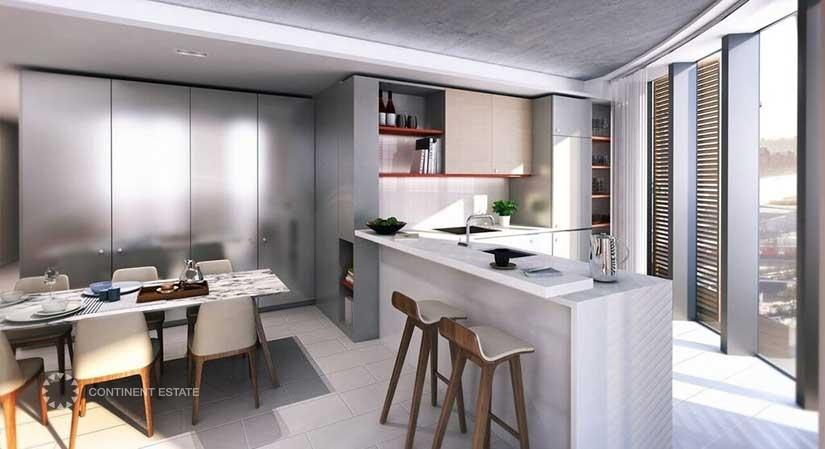 Квартиры в новостройке на продажу в Великобритании (Англия, Лондон, Royal Docks — Комплекс Hola East Tower)