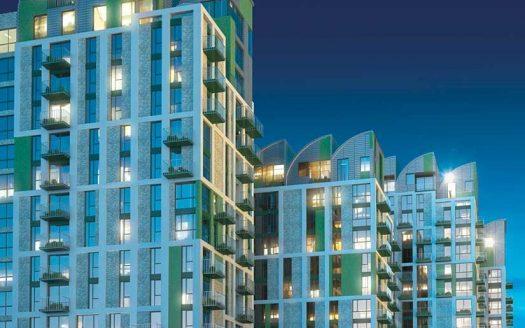 Квартиры в новостройке на продажу в Великобритании (Англия, Лондон, Royal Docks — Комплекс Royal Gateway)