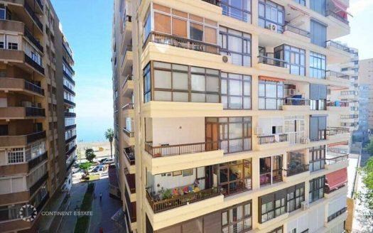 Квартира рядом с пляжем на продажу в Испании (Коста-дель-Соль, Малага — Malaga)