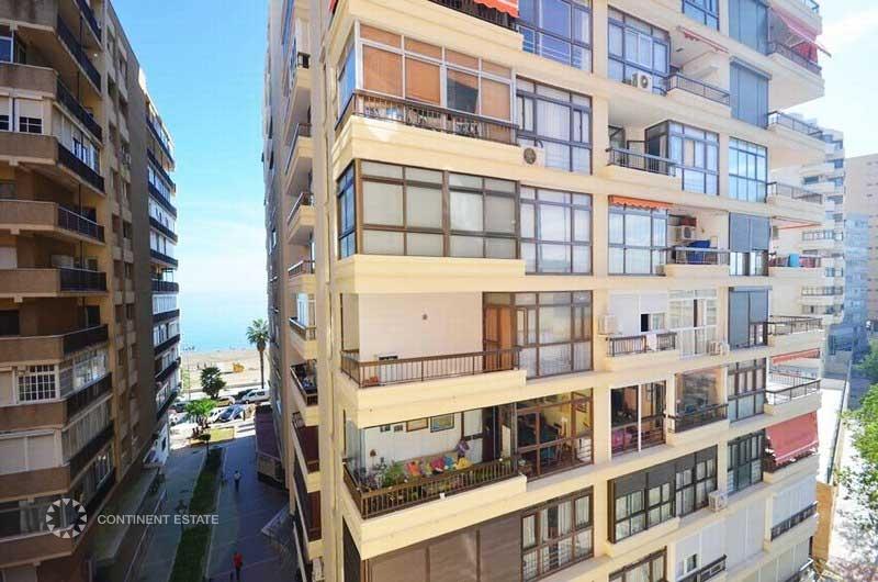 Испания малага квартиры