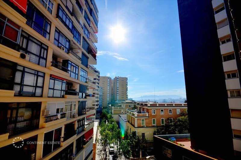 Квартиры малага испания