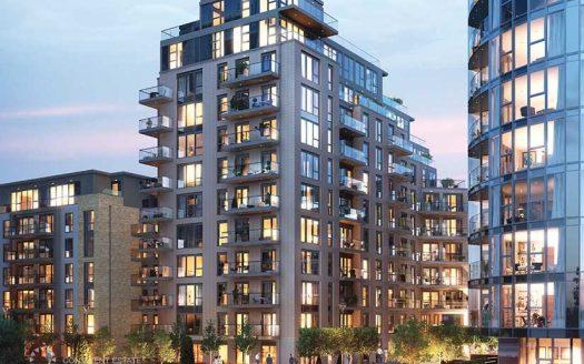Новые апартаменты на продажу в Великобритании (Англия, Лондон, Баттерси — Комплекс Battersea Reach)