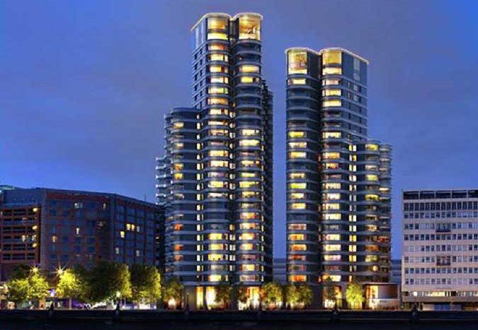 Элитные апартаменты в новостройке на продажу в Великобритании (Англия, Лондон, Воксхолл — Комплекс Corniche)