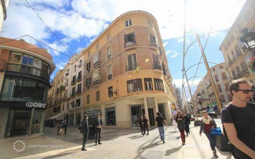 Квартира на продажу в Испании (Коста-дель-Соль, Малага, Исторический центр — Malaga)