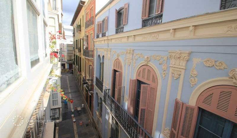 Квартира на продажу в Испании (Коста-дель-Соль, Центр Малаги — Malaga)