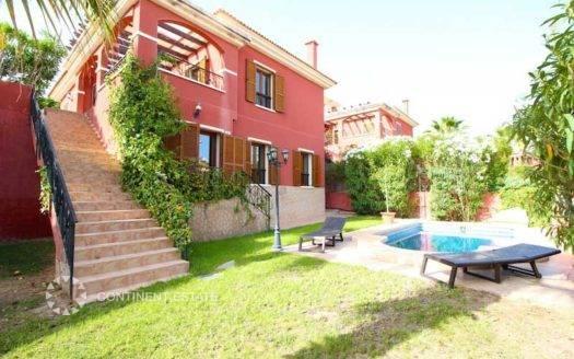 Дом на продажу в Испании (Коста Бланка — Benidorm)