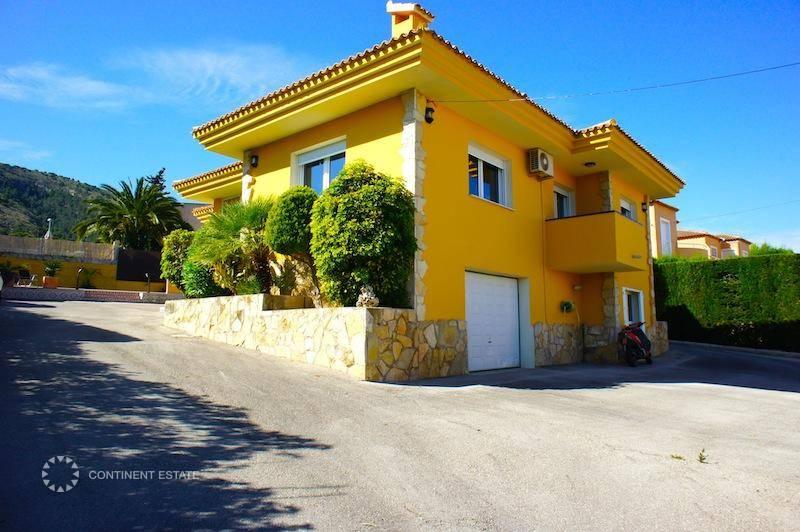 Недвижимость в испании альбир