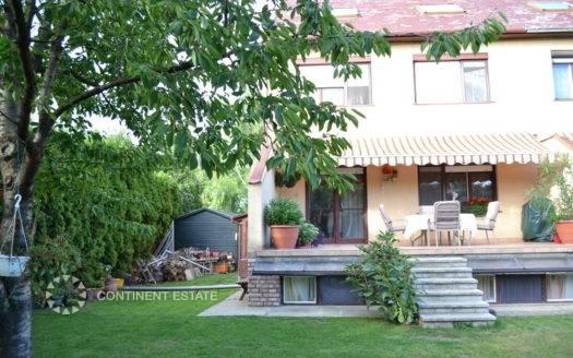 Дом рядом с озером Балатон на продажу в Венгрии (Западная Трансданубия, Кестхей — Keszthely)