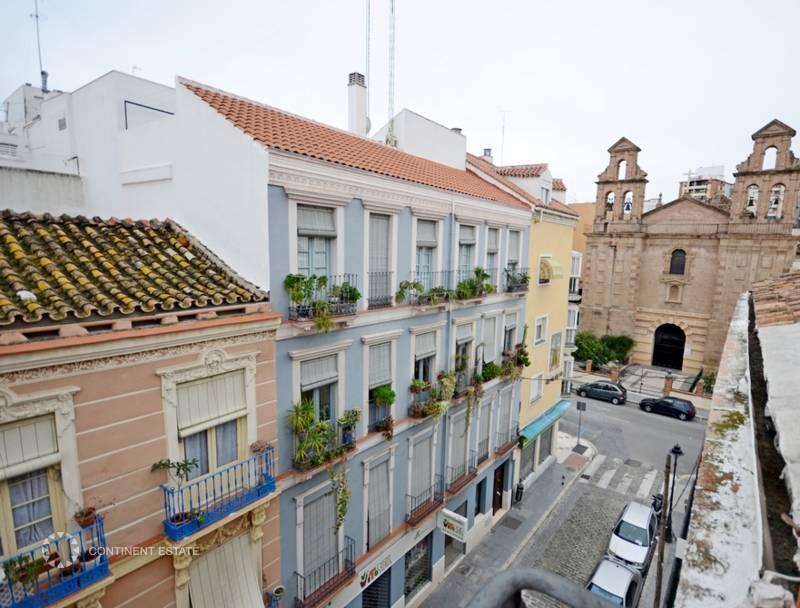 Малаге город в испании купить квартиру