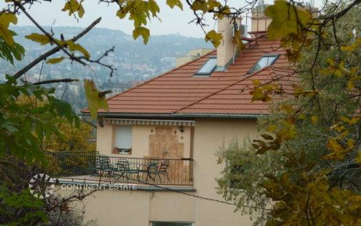 Двухэтажная квартира на продажу в Венгрии (Центральная Венгрия, Будапешт, 11-й район — Budapest)