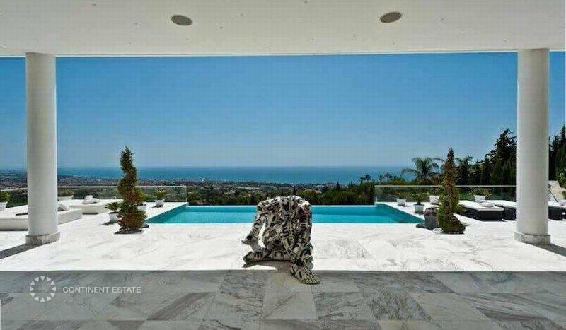 Элитная вилла в аренду в Испании (Коста-дель-Соль, Марбелья — Marbella)