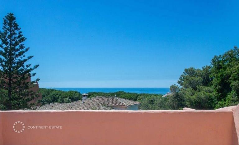 Таунхаусы на продажу в Испании (Коста-дель-Соль, Marbella — Cabopino)