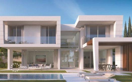 Новые виллы на продажу в Испании (Коста-дель-Соль, Marbella — Santa Clara Golf Marbella)