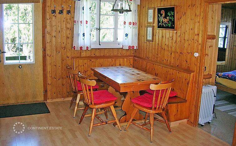 Шале в аренду на горнолыжном курорте в Швейцарии (Вале, Швейцарские Альпы — Crans-Montana)