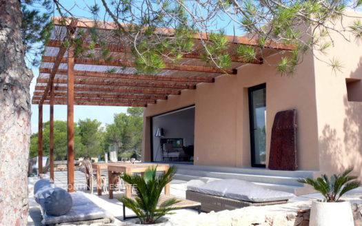 Вилла в аренду в Испании (Балеарские острова, Остров Форментера — Formentera)