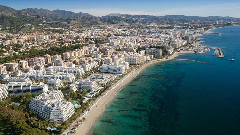 Муниципалитет Марбелья (Marbella)