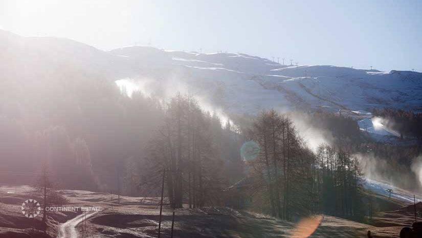 Шале в аренду на горнолыжном курорте в Италии (Ломбардия, Ливиньо — Livigno)