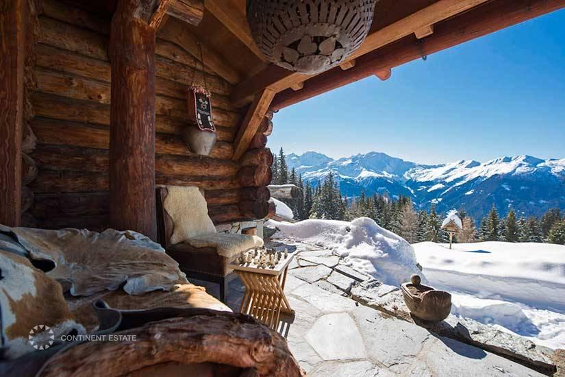 Шале в горах швейцарии купить квартиру в чехии вторичный рынок
