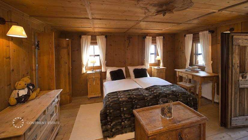 Шале в аренду на горнолыжном курорте в Италии (Доломитовые Альпы, Кампо-Турес — Campo Tures)