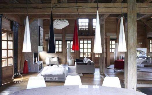 Шале в аренду на горнолыжном курорте во Франция (Овернь-Рона-Альпы, Французские Альпы, Межев — Megeve)