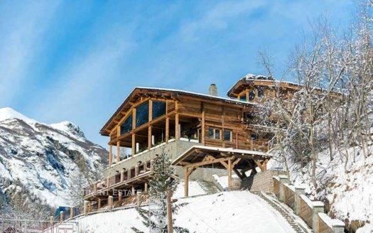 Шале в аренду на горнолыжном курорте во Франция (Овернь-Рона-Альпы, Французские Альпы, Тинь-ле-Бревьер — Tignes les Brevieres)
