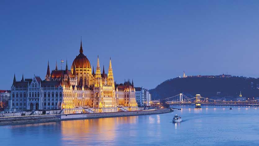 Будапешт (Budapest), Венгрия
