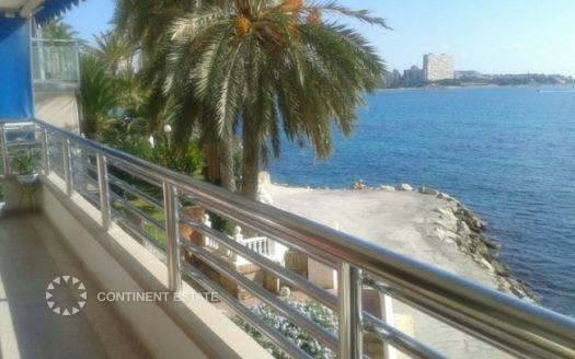 Квартира на первой линии моря на продажу в Испании (Побережье Коста Бланка — Alicante)
