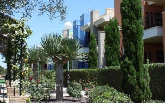 Квартира с видом на море на продажу в Испании (Новостройки — Побережье Коста Бланка — Ориуэла Коста — Campoamor)