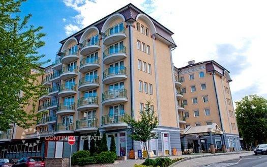 Апартамент в отеле на продажу в Венгрии (Западная Трансданубия, Хевиз — Heviz)