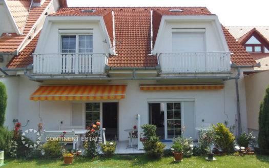 Дом на продажу в Венгрии (Западная Трансданубия, курортный город Хевиз — Heviz)