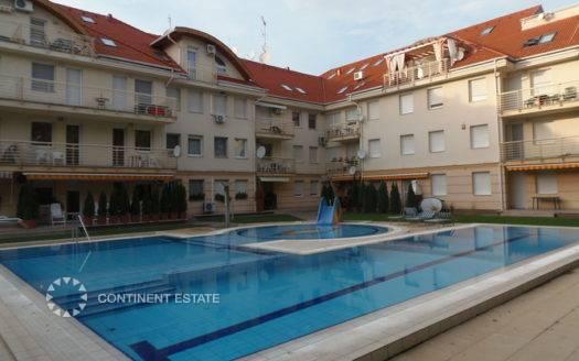 Квартира рядом с купальнями на продажу в Венгрии (Хайду-Бихар, курорт Хайдусобосло — Hajduszoboszlo)