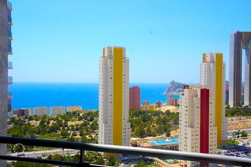 Бенидорм недвижимость испании