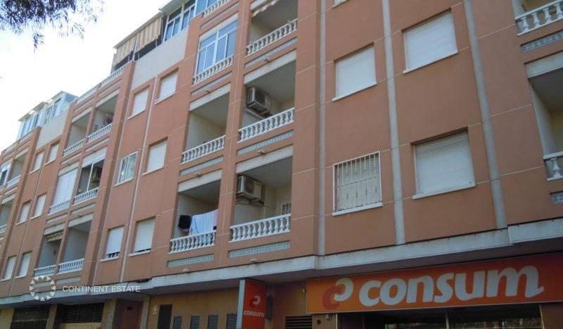 Квартира на продажу в Испании (Побережье Коста Бланка — Торревьеха — Torrevieja)