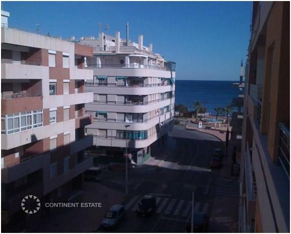 Испания апартаменты на берегу