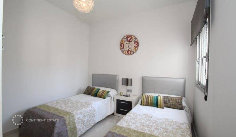 Квартира на продажу в Испании (Побережье Коста Бланка — Сьюдад Кесада)
