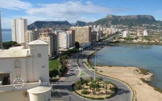 Квартира на продажу в Испании (Побережье Коста Бланка — Кальпе — Calpe)
