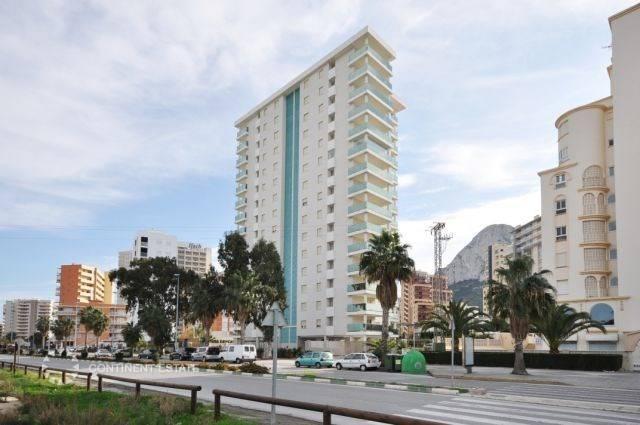 Квартира на продажу в Испании (Побережье Коста Бланка — Кальпе)