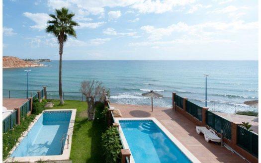 Таунхаус рядом с морем на продажу в Испании (Побережье Коста Бланка — Ориуэла Коста — Cabo Roig)