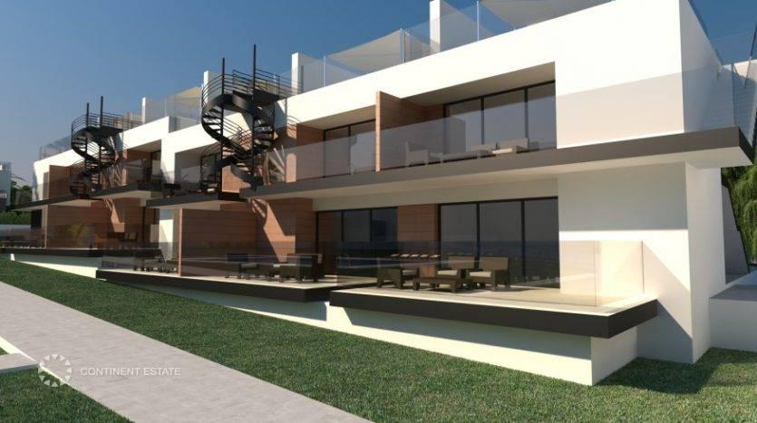Апартамент недалеко от моря на продажу в Испании (Новостройки — Побережье Коста Бланка — Ориуэла Коста — Punta Prima)