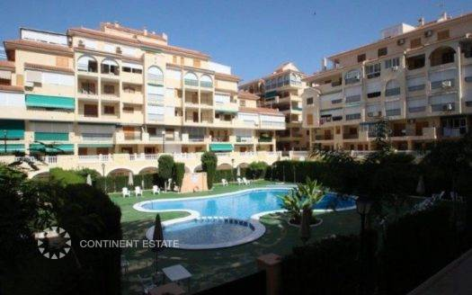 Квартира на продажу в Испании (Побережье Коста Бланка — Torrevieja, Недалеко от моря)