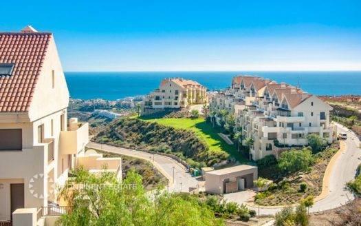 Новая квартира на продажу в Испании (Побережье Коста-дель-Соль, Ла-Кала-де-Михас — La Cala de Mijas)