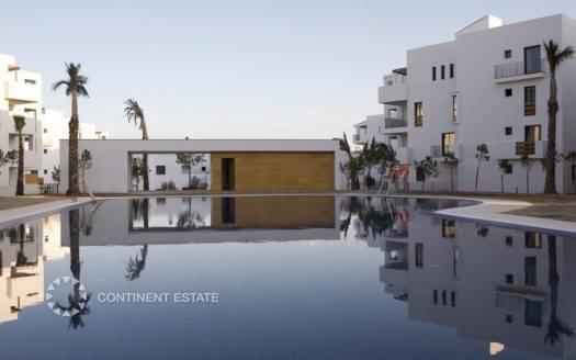 Новые квартиры на продажу в Испании (Побережье Коста-дель-Соль, Ла-Кала-де-Михас — La Cala de Mijas)