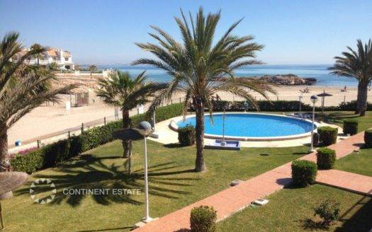 Пентхаус рядом с морем на продажу в Испании (Побережье Коста Бланка, Ориуэла Коста — Cabo Roig)