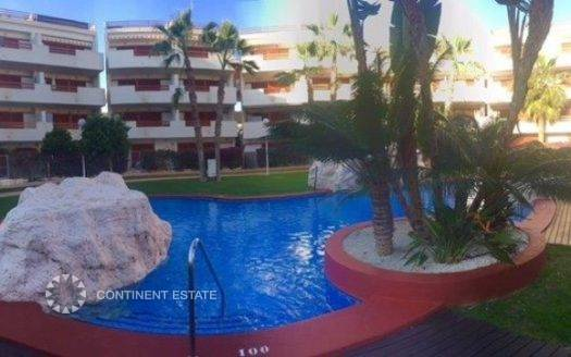 Квартира на продажу в Испании (Побережье Коста Бланка, Плайя Фламенка — Playa Flamenca)