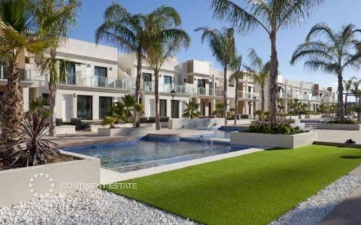 Новый апартамент рядом с морем на продажу в Испании (Коста Бланка, Ла Зения — La Zenia)