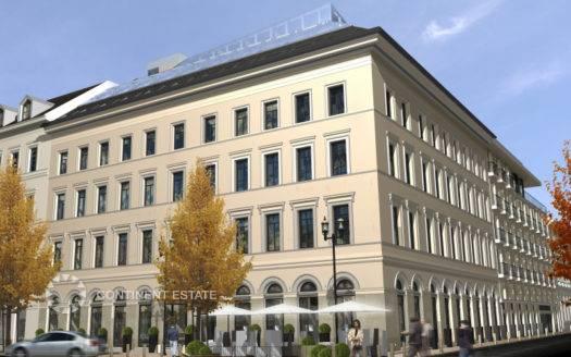 Квартира в новостройке на продажу в Венгрии (Центральная Венгрия — Пешт — Будапешт, 6-й район)