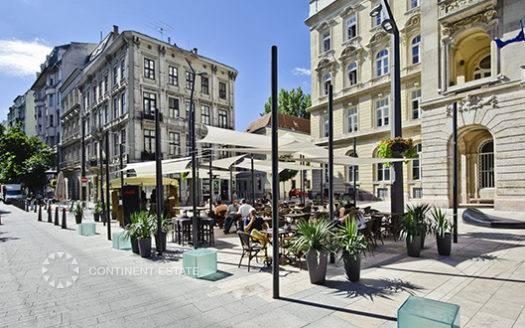 Квартиры в старинном здании на продажу в Венгрии (Центральная Венгрия — Пешт — Будапешт, 5-й район)